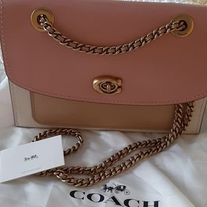 Coach Parker Flap Bag